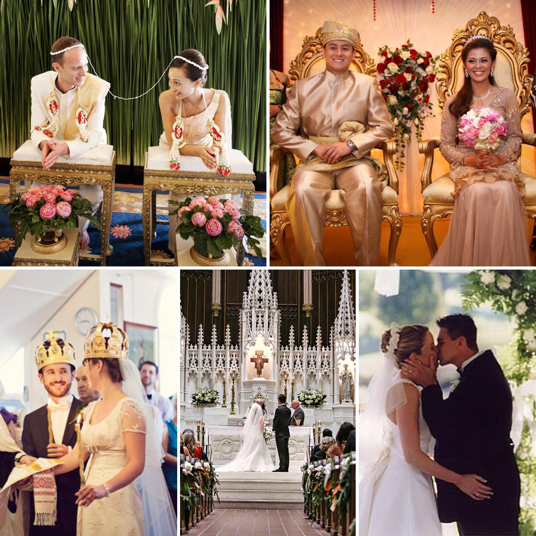 Religione che vai, usanza che trovi. Matrimoni e cerimonie per tutti